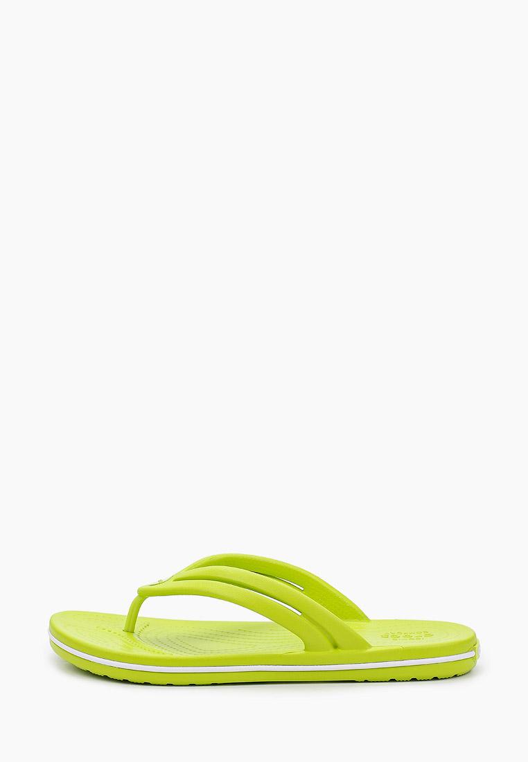 Женские сланцы Crocs (Крокс) 206100