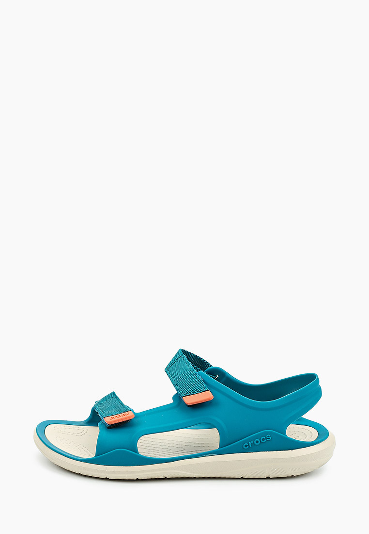 Женская резиновая обувь Crocs (Крокс) 206527