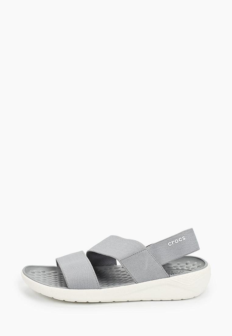 Женские сандалии Crocs (Крокс) 206081