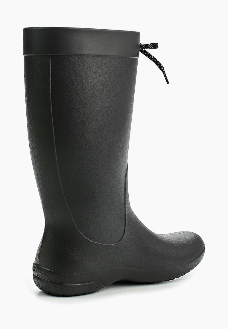 Женские сапоги Crocs (Крокс) 203541-001: изображение 14