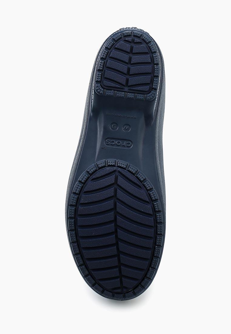 Женские резиновые полусапоги Crocs (Крокс) 204630-4HJ: изображение 8