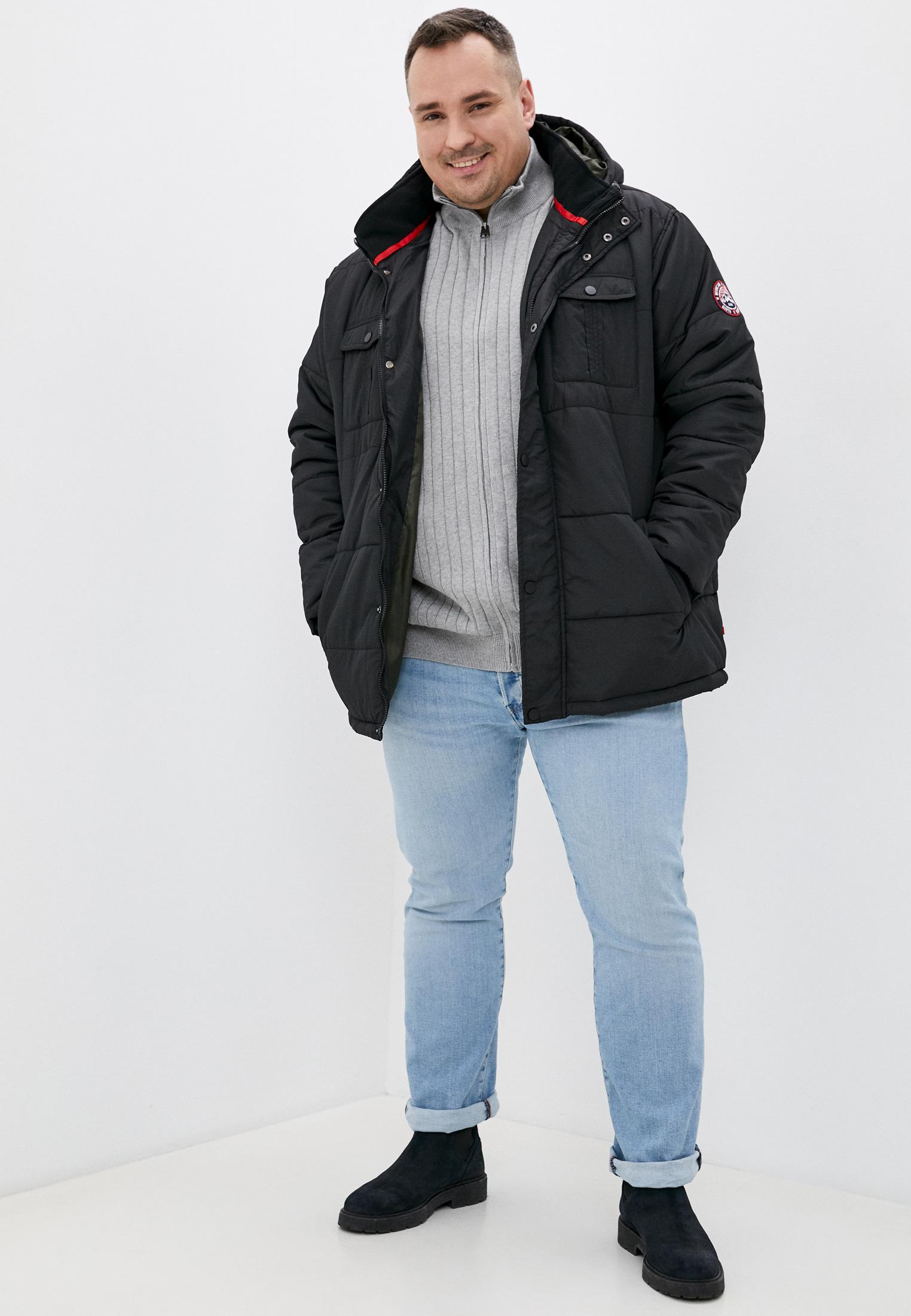 Утепленная куртка D555 300804: изображение 4