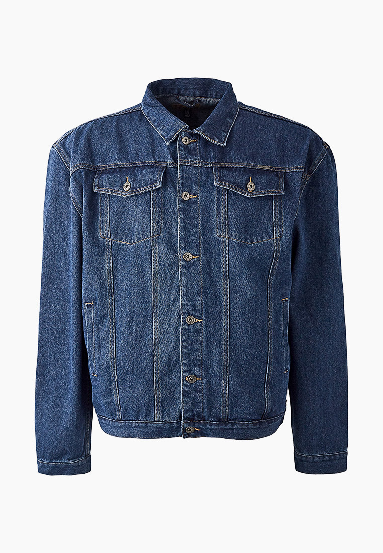 Джинсовая куртка D555 KS1303