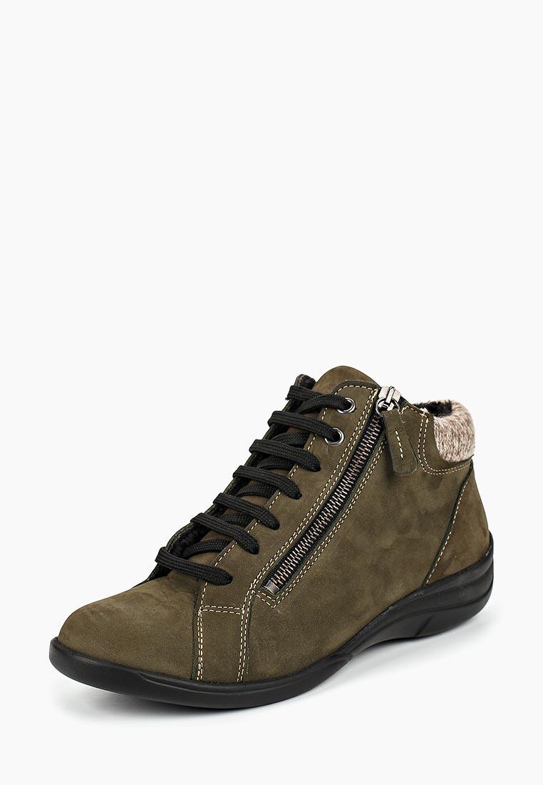 Женские ботинки Dali 30-181-25-4