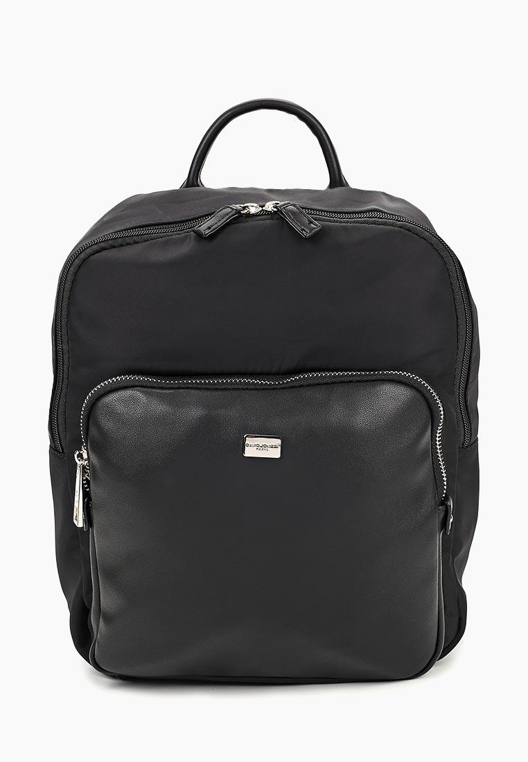 Городской рюкзак David Jones (Дэвид Джонс) 697703_черный