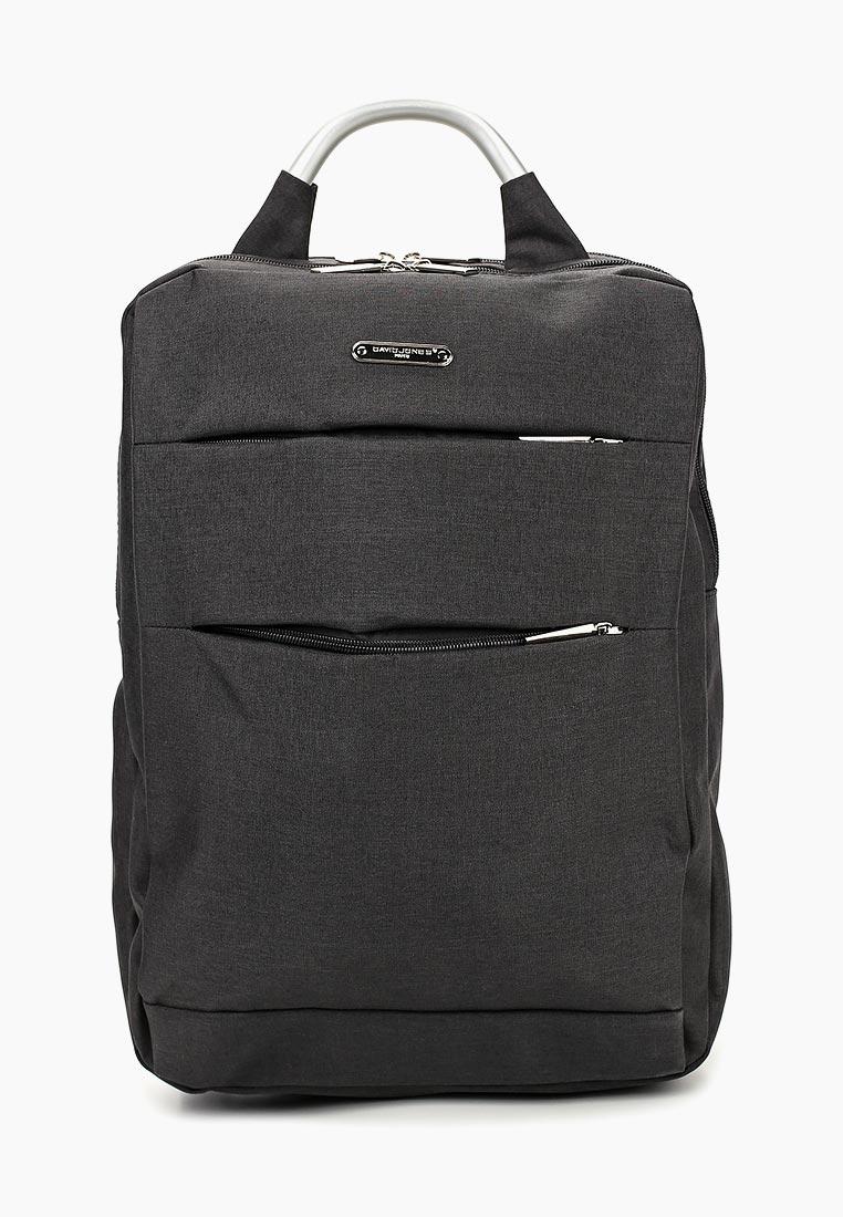 Городской рюкзак David Jones (Дэвид Джонс) PC-030_черный