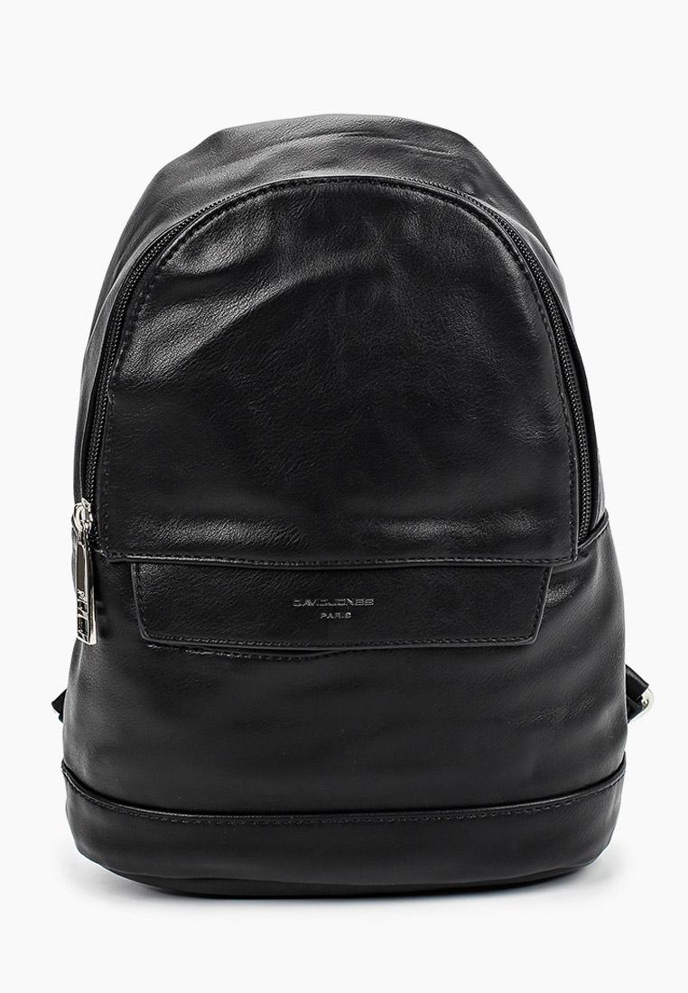 Городской рюкзак David Jones (Дэвид Джонс) 696602_черный