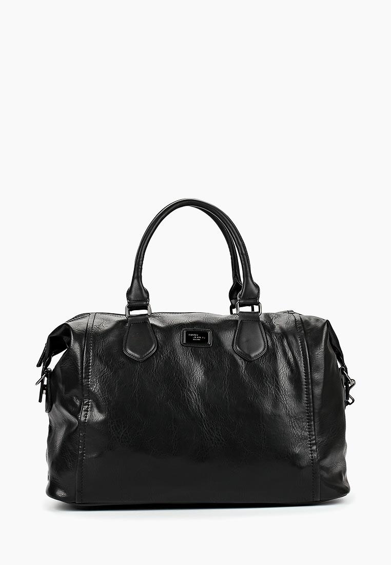 Дорожная сумка David Jones (Дэвид Джонс) СМ3574_черный