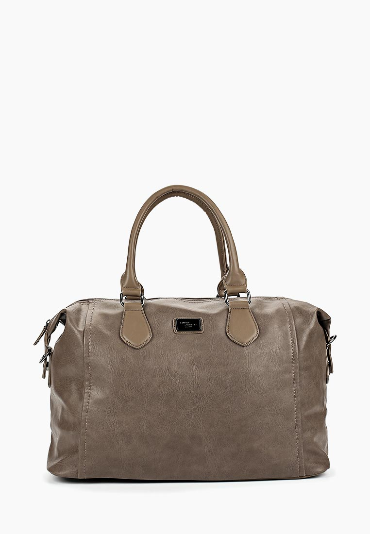 Дорожная сумка David Jones (Дэвид Джонс) СМ3574_кофе