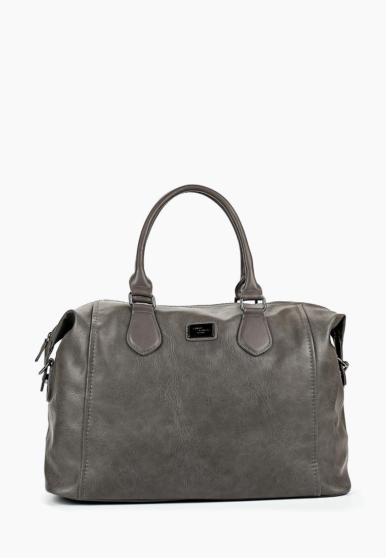 Дорожная сумка David Jones (Дэвид Джонс) СМ3574_серый