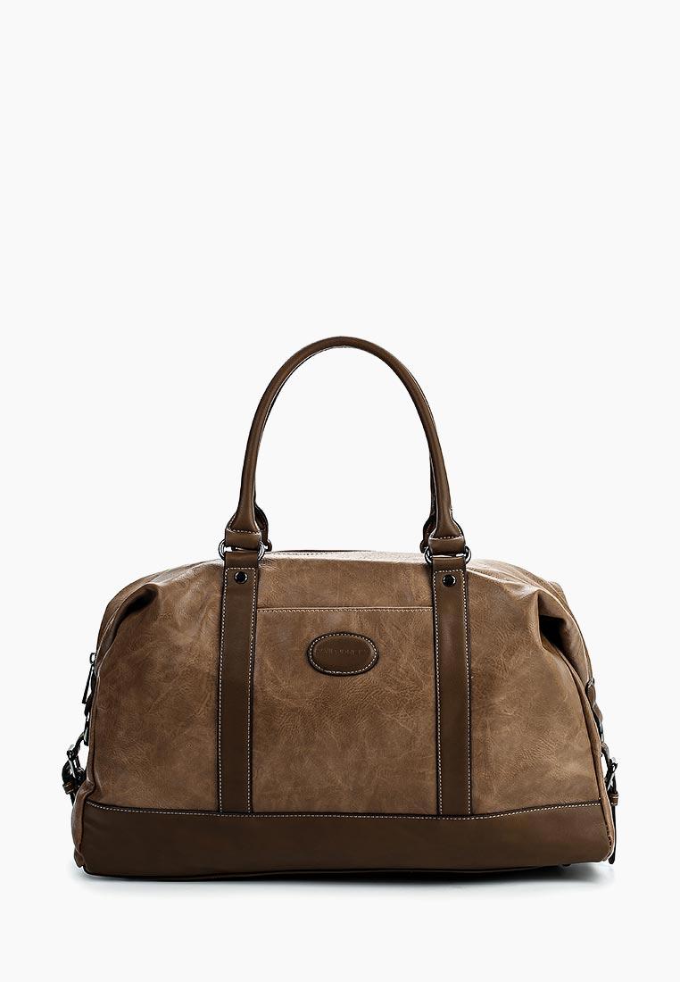Дорожная сумка David Jones (Дэвид Джонс) СМ3258_кэмел: изображение 5