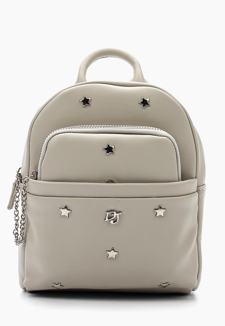 Городской рюкзак David Jones (Дэвид Джонс) СМ3701_серый