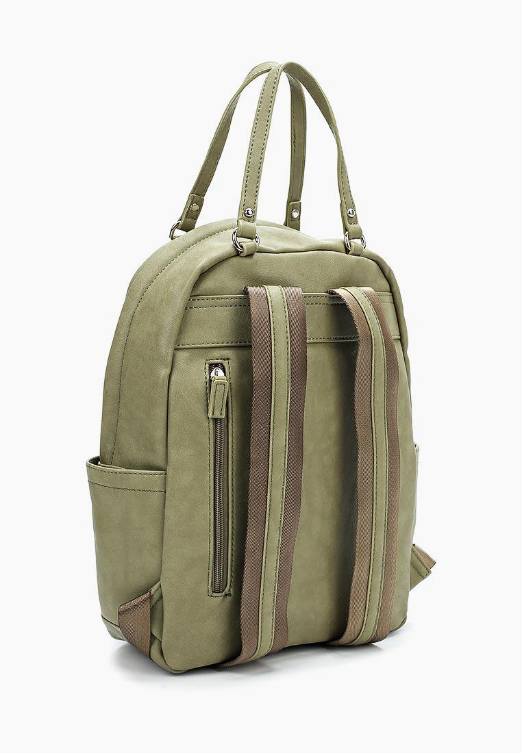 Городской рюкзак David Jones (Дэвид Джонс) CM3773_зеленый: изображение 2