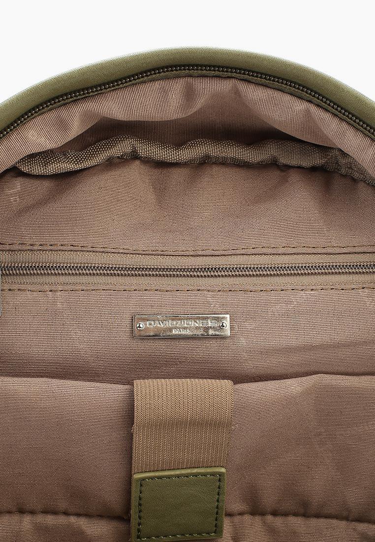 Городской рюкзак David Jones (Дэвид Джонс) CM3773_зеленый: изображение 3