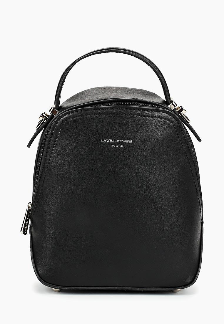 Городской рюкзак David Jones (Дэвид Джонс) 5705-2_черный