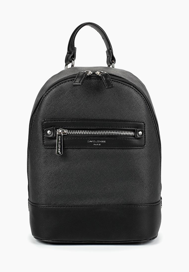 Городской рюкзак David Jones (Дэвид Джонс) 5731-2_черный