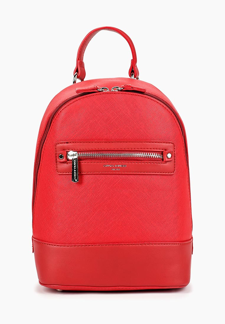 Городской рюкзак David Jones (Дэвид Джонс) 5731-2_красный