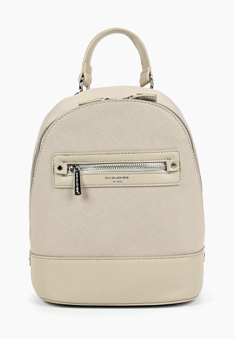 Городской рюкзак David Jones (Дэвид Джонс) 5731-2_серый