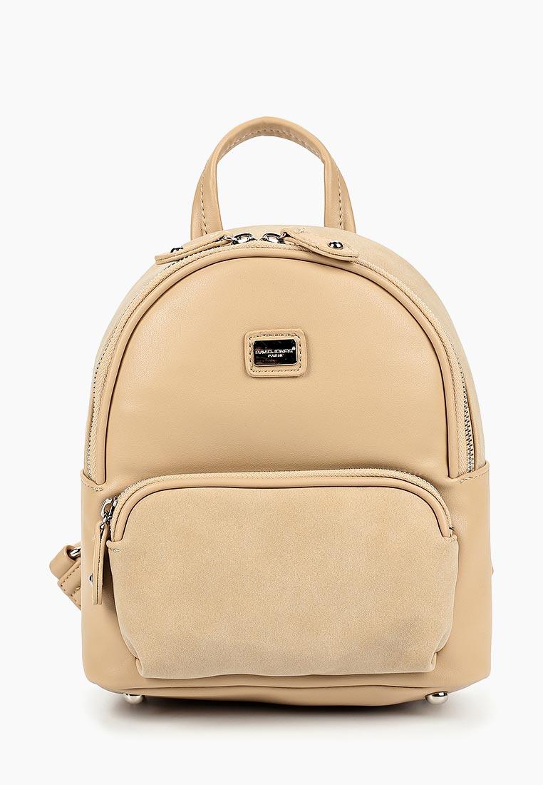 Городской рюкзак David Jones (Дэвид Джонс) СМ3735_кэмел