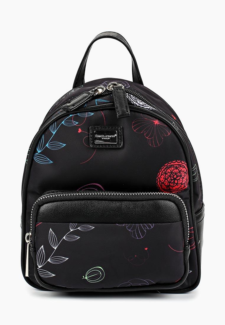 Городской рюкзак David Jones (Дэвид Джонс) СМ3803_черный