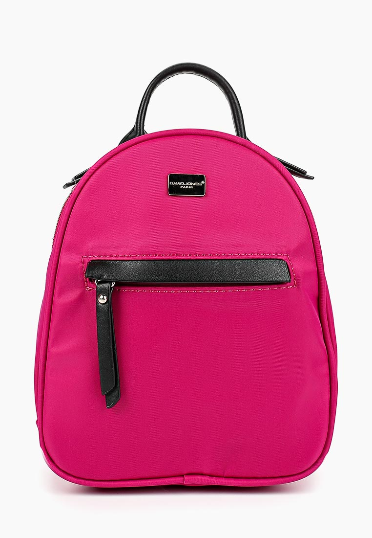 Городской рюкзак David Jones (Дэвид Джонс) СМ3845_т.-розовый