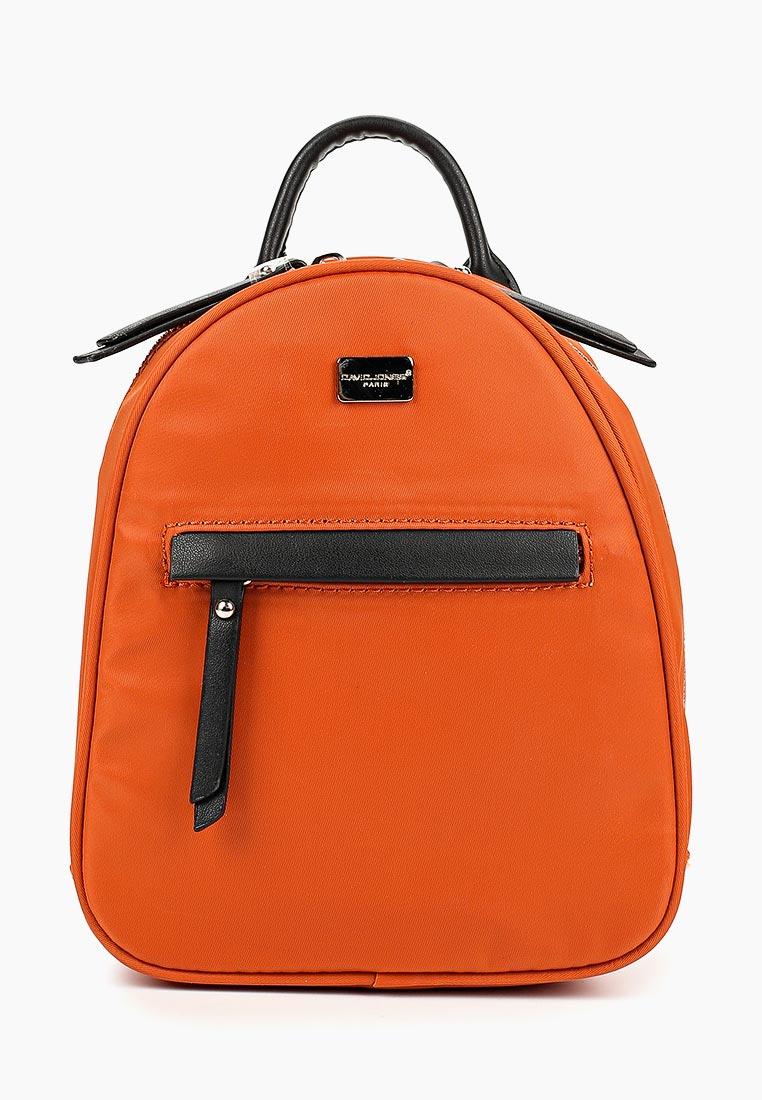 Городской рюкзак David Jones (Дэвид Джонс) СМ3845_оранжевый