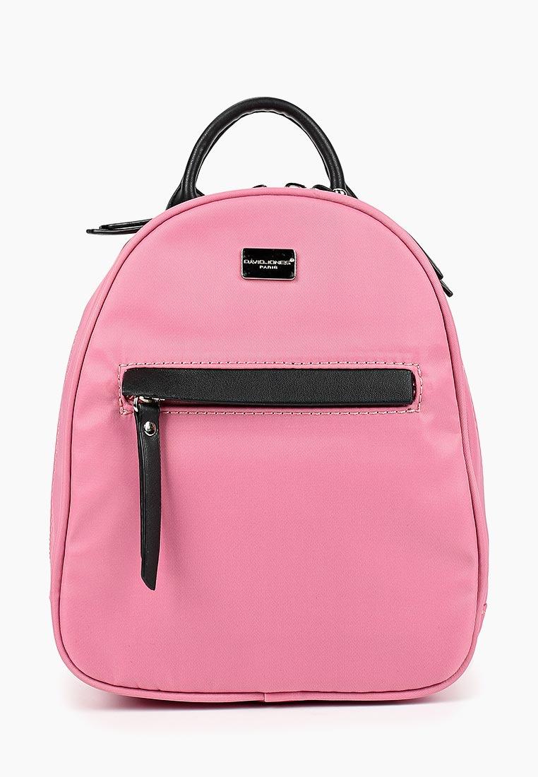 Городской рюкзак David Jones (Дэвид Джонс) СМ3845_розовый
