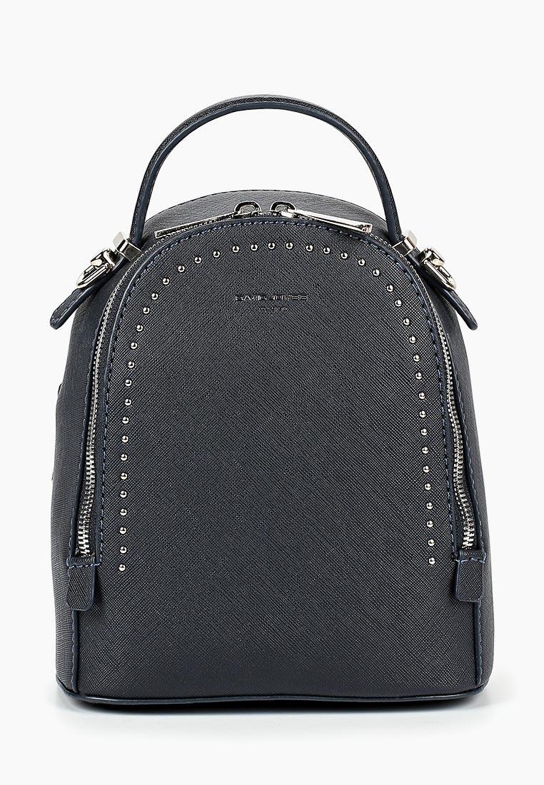 Городской рюкзак David Jones (Дэвид Джонс) 5806-2_синий