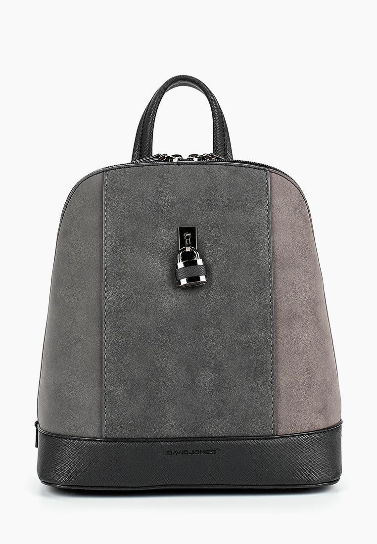 Городской рюкзак David Jones (Дэвид Джонс) 5810-1_черный