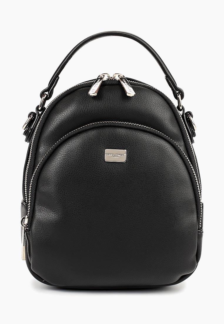 Городской рюкзак David Jones (Дэвид Джонс) 5814-2_черный