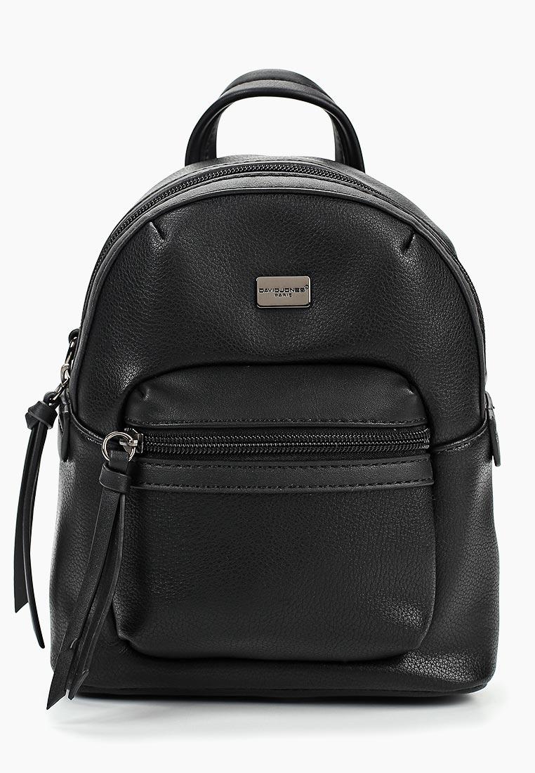Городской рюкзак David Jones (Дэвид Джонс) CM3903_черный