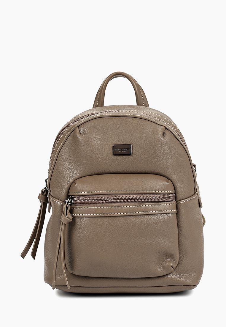 Городской рюкзак David Jones (Дэвид Джонс) CM3903_кофе