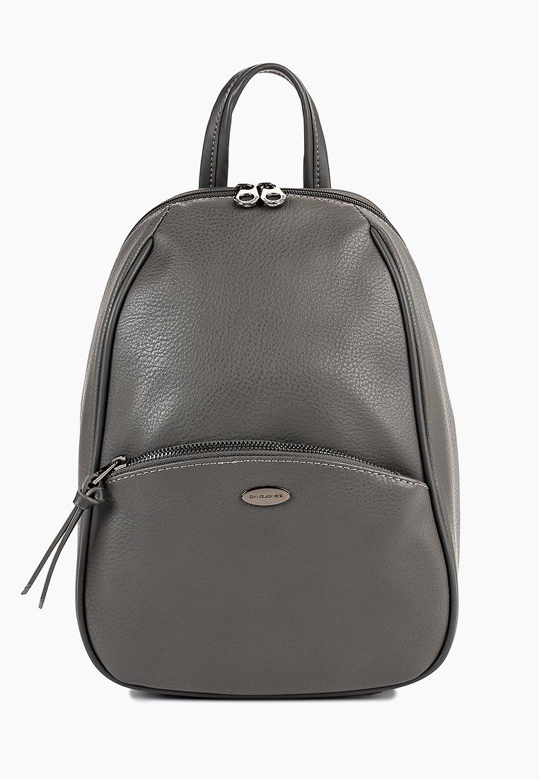 Городской рюкзак David Jones (Дэвид Джонс) CM3906_серый