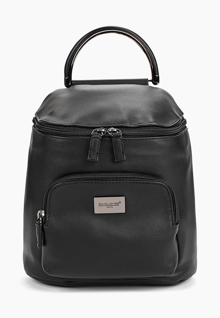 Городской рюкзак David Jones (Дэвид Джонс) CM3919_черный