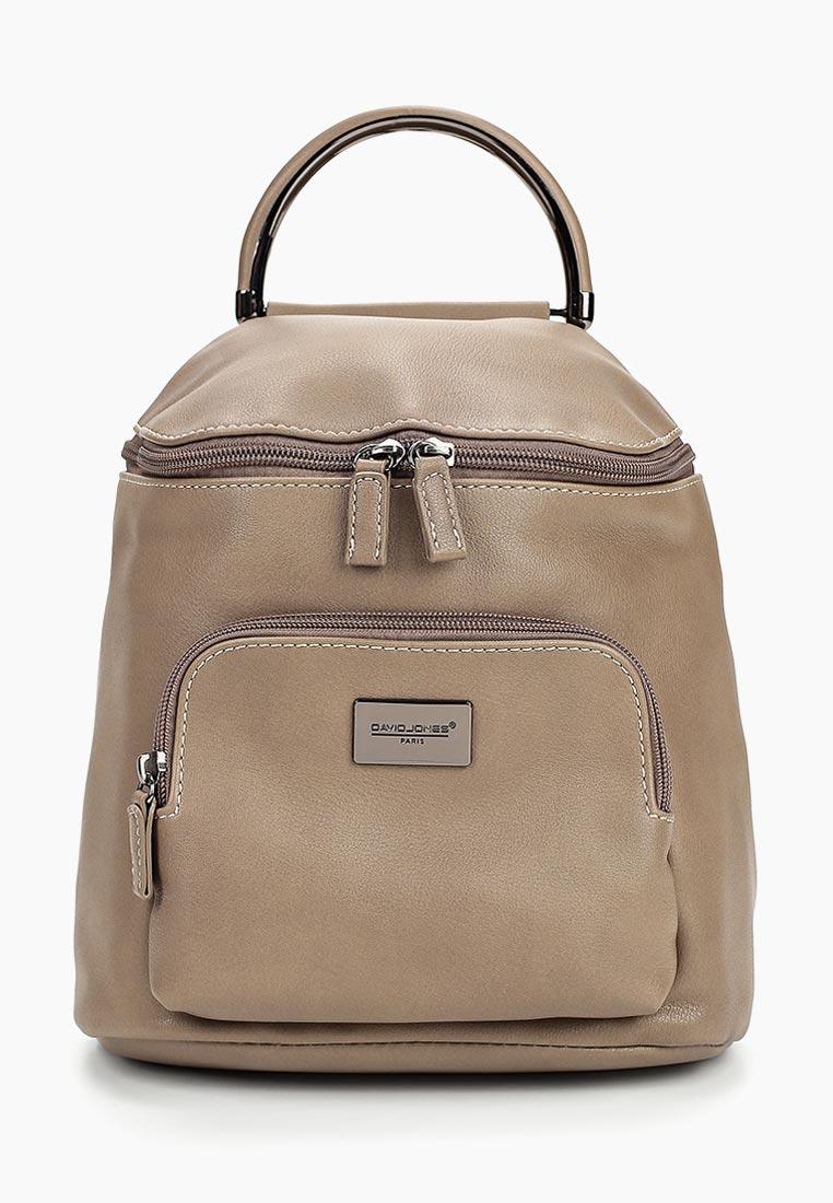 Городской рюкзак David Jones (Дэвид Джонс) CM3919_кэмел