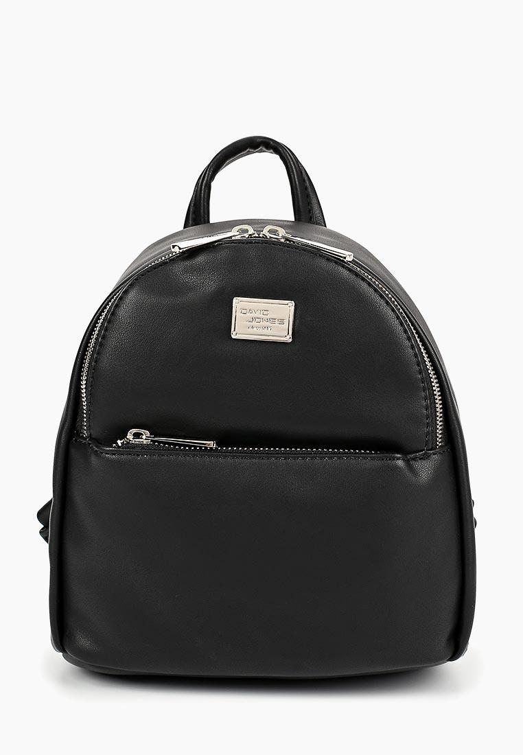 Городской рюкзак David Jones (Дэвид Джонс) CM3927_черный