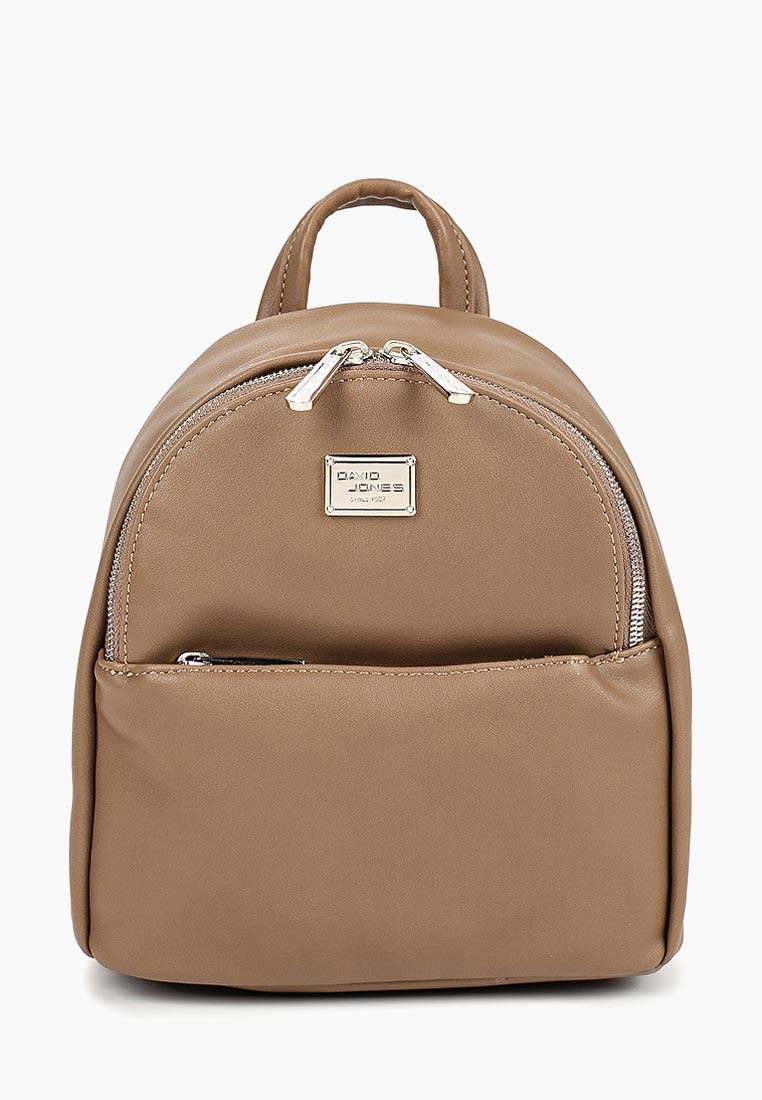 Городской рюкзак David Jones (Дэвид Джонс) CM3927_кэмел