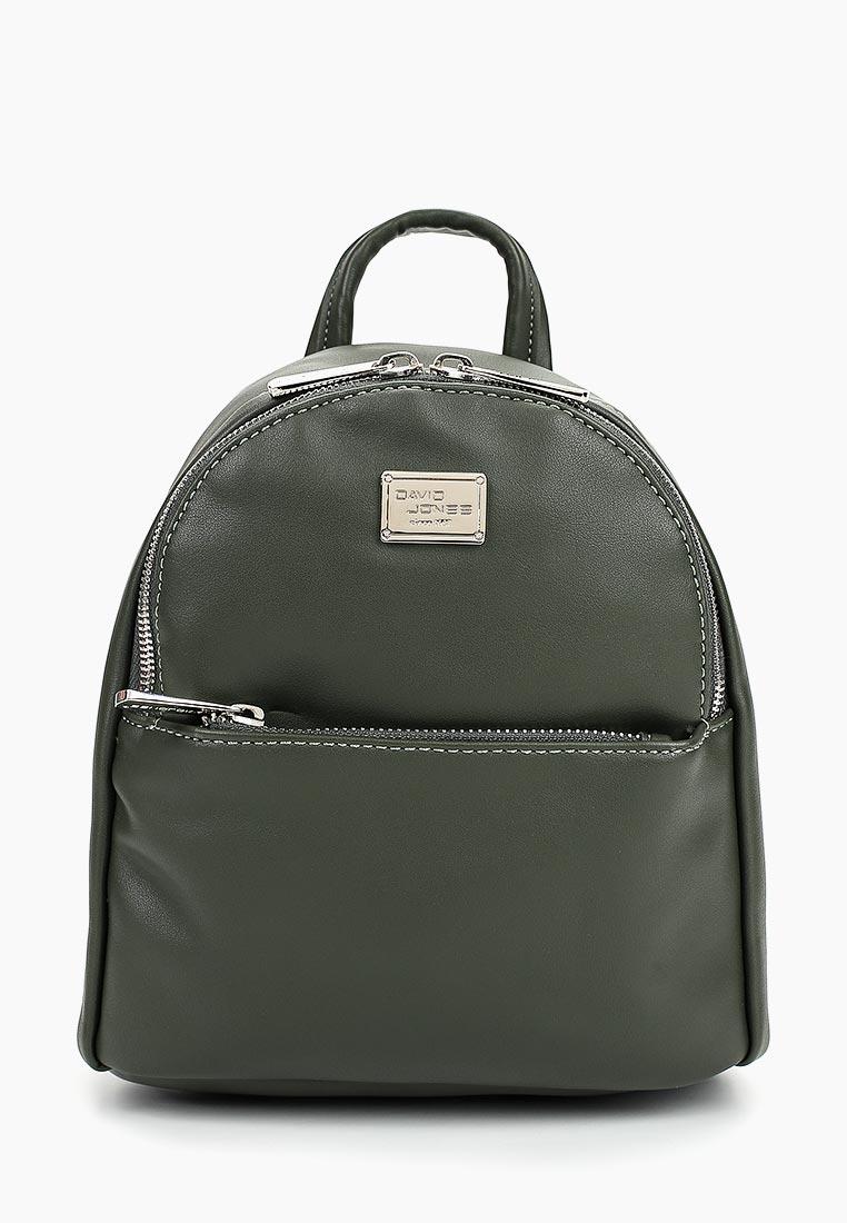 Городской рюкзак David Jones (Дэвид Джонс) CM3927_зеленый
