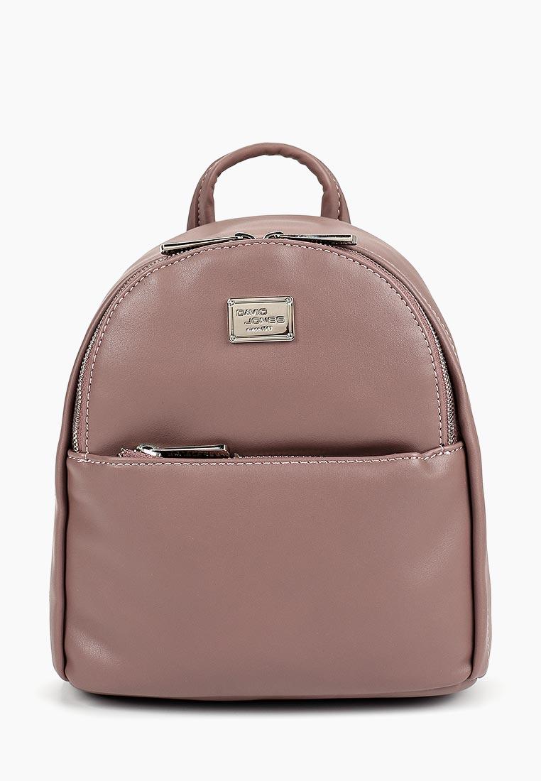 Городской рюкзак David Jones (Дэвид Джонс) CM3927_розовый