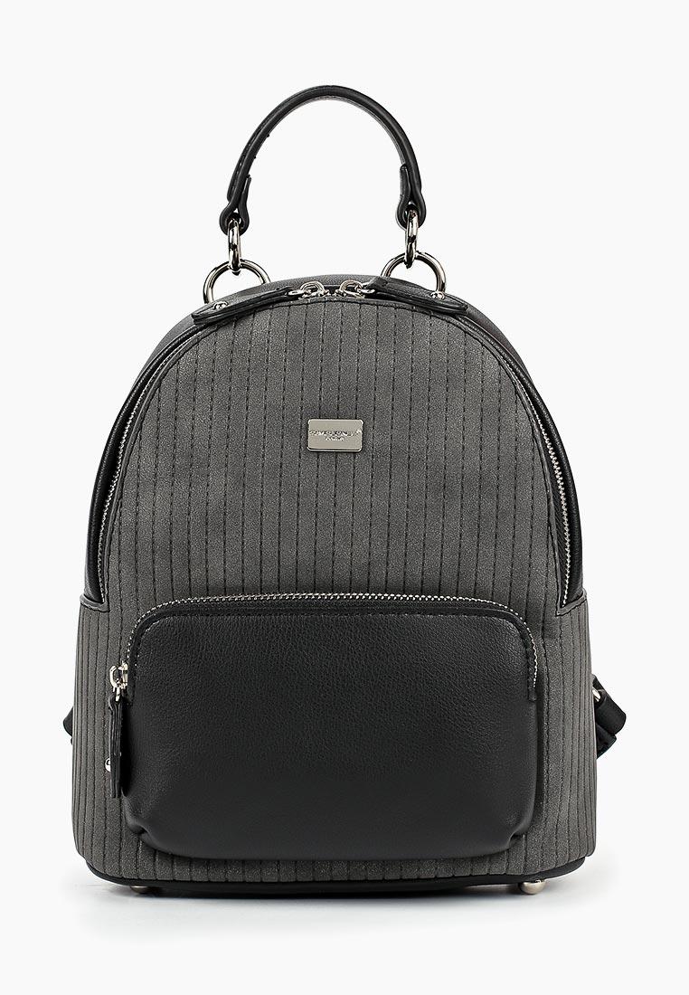 Городской рюкзак David Jones (Дэвид Джонс) 5829-2_черный