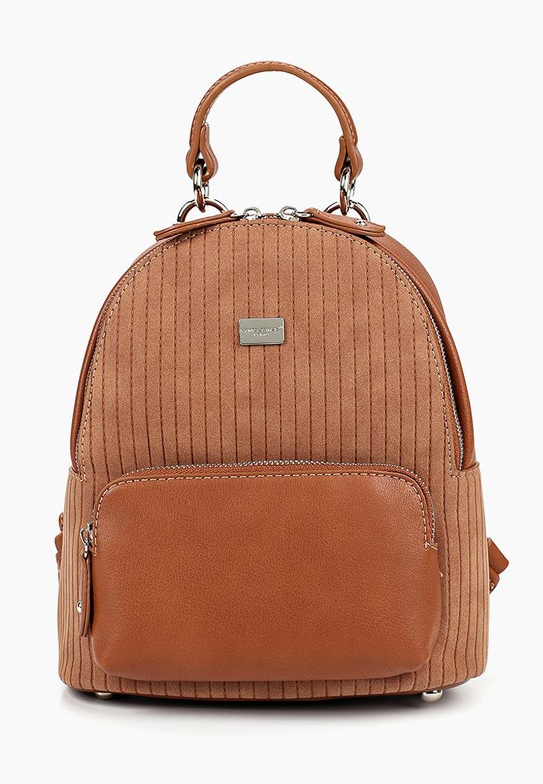 Городской рюкзак David Jones (Дэвид Джонс) 5829-2_рыжий