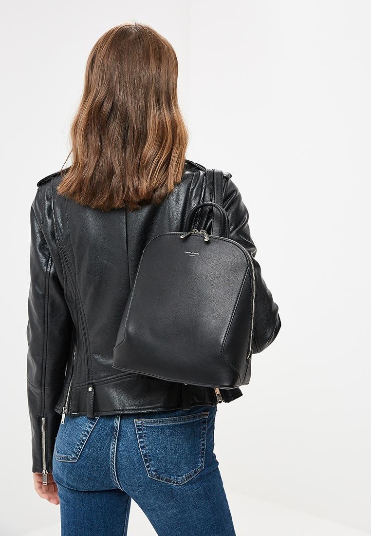Городской рюкзак David Jones (Дэвид Джонс) 5830-3_черный