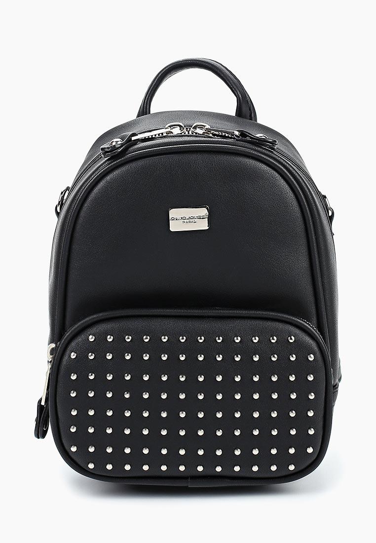 Городской рюкзак David Jones (Дэвид Джонс) CM3936_черный