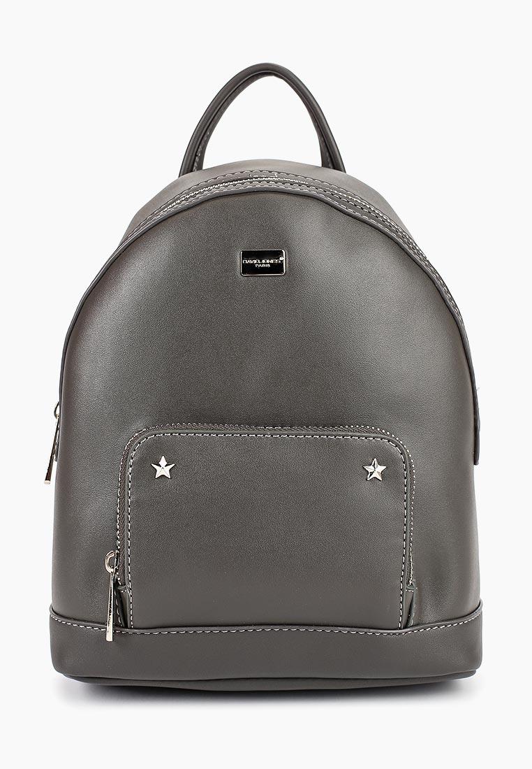Городской рюкзак David Jones (Дэвид Джонс) CM3939_серый