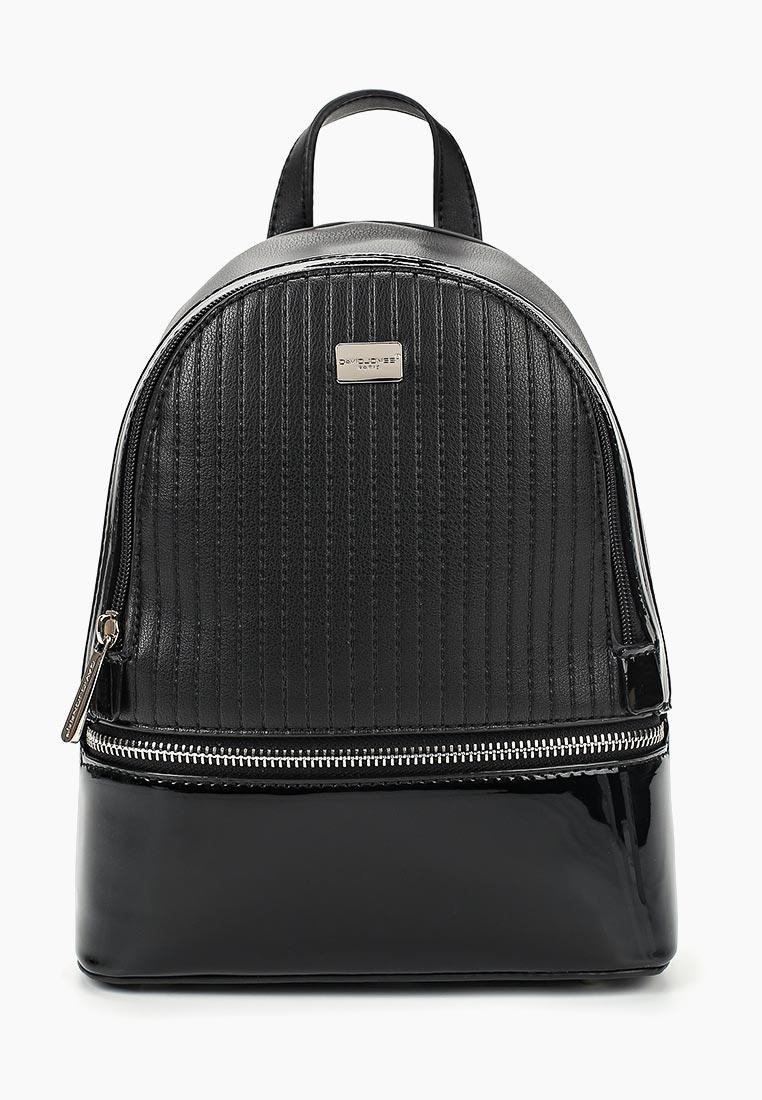 Городской рюкзак David Jones (Дэвид Джонс) 5827-1_черный
