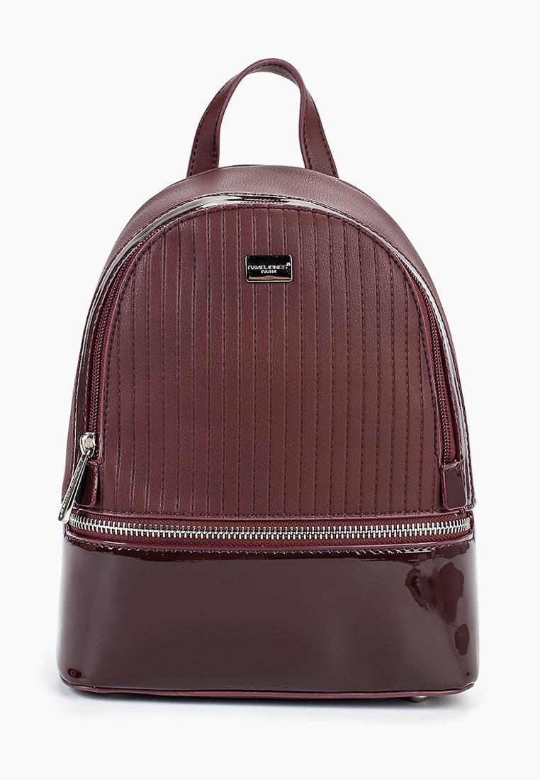 Городской рюкзак David Jones (Дэвид Джонс) 5827-1_бордовый