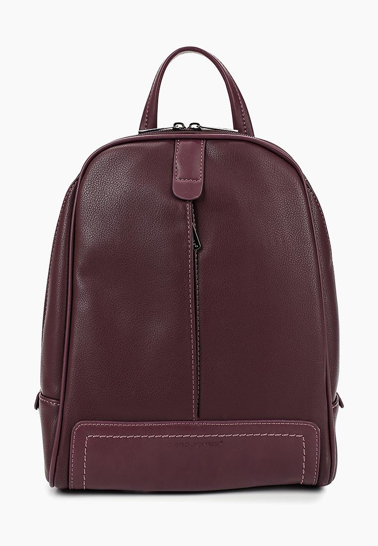Городской рюкзак David Jones (Дэвид Джонс) CM3905_бордовый