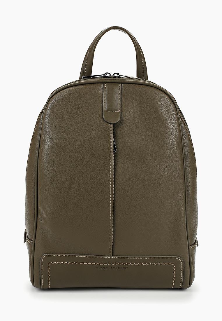 Городской рюкзак David Jones (Дэвид Джонс) CM3905_хаки