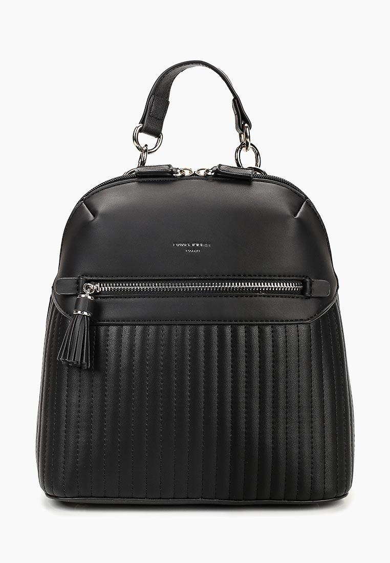 Городской рюкзак David Jones (Дэвид Джонс) 5823-1_черный