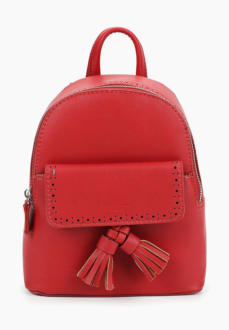 Городской рюкзак David Jones (Дэвид Джонс) 5804-3_красный